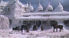 dr zhivago ice palace