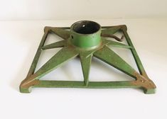 Excited to share this item from my shop: vintage German Christmas tree stand German Christmas, Vintage Christmas, Christmas Tree, Vintage Decor, Vintage Antiques, Antique Metal, Oil Lamps, Etsy Seller, Christmas Decorations