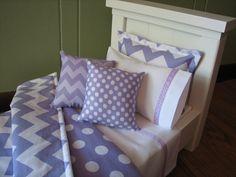 purple chevron bedding - Google Search