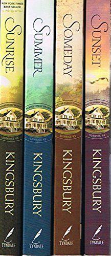 Baxter Family Drama - Sunrise Series Set, 4 Books: Sunrise / Summer / Someday / Sunset by Karen Kingsbury http://www.amazon.com/dp/B00MV7JKME/ref=cm_sw_r_pi_dp_2MR-vb036VR2S