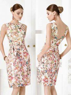 Lovely Dresses, Simple Dresses, Elegant Dresses, Casual Dresses, Fashion Dresses, Summer Dresses, Formal Dresses, Floral Fashion, Look Fashion