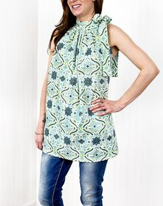 Trieste Tunic | Free Project