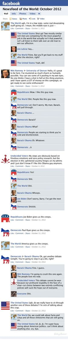 Oh election humor...