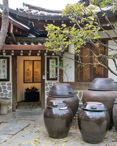 Dawon, A Korean Traditional Tea House in Seoul — Oh, How Civilized
