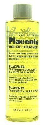 Queen Helene Placenta Hot Oil Treatment 8 oz. (3-Pack) with Free Nail File *** Read more reviews of the product by visiting the link on the image.