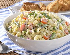 Classic Birds Eye Macaroni Salad -  In large bowl, blend mayonnaise, vinegar, red onion, parsley, salt and pepper. Stir in Classic Mixed Vegetables and macaroni. Cover and refrigerate until ready to serve.