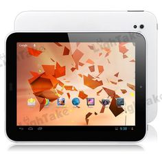 Cube U20GTS Dual Core 9.7 inch Android 4.1 Tablet PC HDMI 1024*768 1GB/16GB