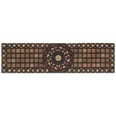 product image for Mohawk Home® 35-Inch x 9-Inch Mosaic Tile Stair Tread