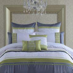 Rajat 7pc Comforter Set - Bed Bath & Beyond