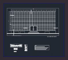 Curtain walling dwg file | Window CAD blocks / Window CAD models ...