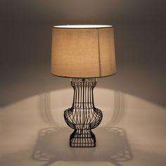 METAL BASE LAMP - Lamps | Zara Home Sverige / Sweden