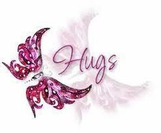 Hugs Morning Hugs, Glitter Graphics, Pink Butterfly, Pretty In Pink, Sparkle, Pictures, Image, Kisses, Be Nice