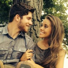 Jessa Duggar and Ben Seewald engagement pictures