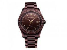 Relógio Feminino Technos Elegance Crystal - 2315HP/1M Analógico com Data Resistente á Água com as melhores condições você encontra no Magazine Shopcarl. Confira!