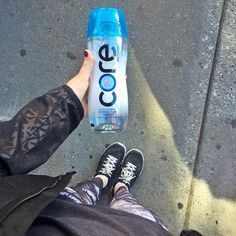 The best water to get + stay hydrated