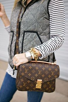 670699c163fdb Louis Vuitton · Print Mixing for Fall | Chronicles of Frivolity  #Louisvuittonhandbags