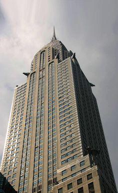decoarchitecture:    Chrysler Building, NYC, New Yorkvia niporfavor  Good, clean shot!