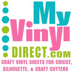 Craftaholics Anonymous® | $50 My Vinyl Direct GIVEAWAY