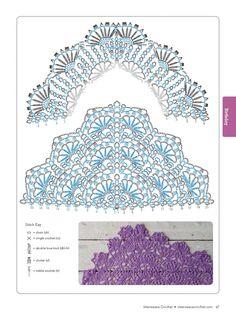 Interweave Crochet  Spring 2016 - 轻描淡写 - 轻描淡写