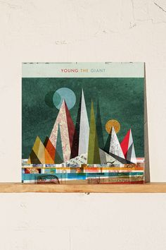 Young The Giant - S/T LP - Urban Outfitters