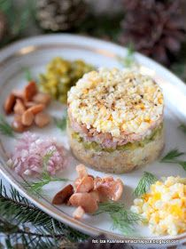 my-favorite-tartare-the-herring - Fit Appetizer Salads, Appetizers, Naan, Pasta Recipes, Cooking Recipes, Polish Desserts, 5 Ingredient Dinners, Bacon Pasta, Alfredo Recipe