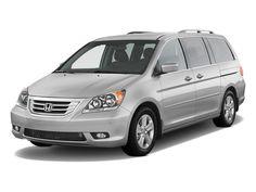 $17,589 35 K miles Mellenium Auto Stock photo of 2010 HondaOdyssey ex