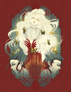 Crimson Peak by m-aruka.deviantart.com on @DeviantArt