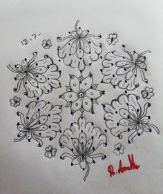 Source by padmaakshintala Simple Rangoli Border Designs, Best Rangoli Design, Indian Rangoli Designs, Rangoli Designs Latest, Rangoli Designs Flower, Small Rangoli Design, Rangoli Patterns, Rangoli Ideas, Rangoli Designs With Dots