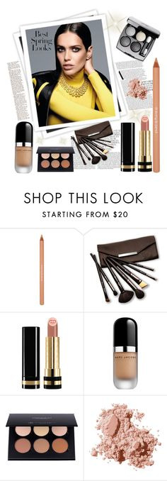 """""""SMOKEY EYE MAKEUP"""" by alinnas ❤ liked on Polyvore featuring Whiteley, GALA, H&M, shu uemura, Borghese, Gucci, Marc Jacobs and Bobbi Brown Cosmetics"""