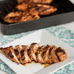 Chipotle Marinated Chicken #recipe  @Mindy Coleman  #BBQFoods #cbias