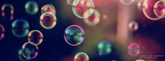 Bubbles Facebook Covers | Timeline Covers