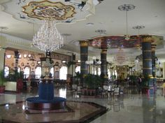 Hotel Riu Palace Punta Cana 5* All Inclusive - beautiful lobby | Get Rates!