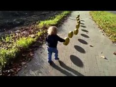 Special Effects Video of an Imaginative Little Kid Interacting With Objects From 'Super Mario Bros.' in Real Life