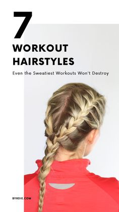 The best workout hairstyles
