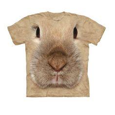 T-Shirt Häschen jetzt auf Fab.