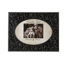Garden Gate Rustica Floral Vine Picture Frame
