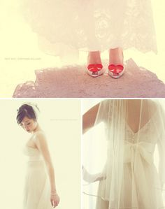 red heart shoes