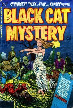 Black Cat Mystery #37