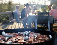 Sausage, Meat, Food, Campfires, Grill Party, Brewing, Recipies, People, Knowledge
