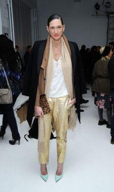 10 februari  - Style File: Jenna Lyons - Nieuws - Fashion