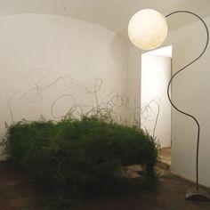 Lampada LUNA PIANTANA | IN-ES ARTDESIGN in vendita su ATMOSPHERE - Mobili e arredamento di design