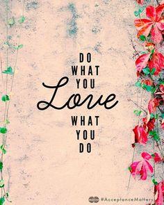 """Hoje começamos o dia com uma frase inspiradora! """"Faz o que amas. Ama o que fazes!"""" Já estamos a seguir este conselho. Faça ao mesmo e tenha um ótimo dia! *We start the day with an inspiring quote! """"Do what you love. Love what you do!"""" We are already following this advice. Do the same and have a great day! *"""