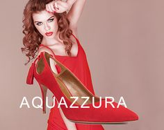AQUAZZURA. Forever Marilyn in Suede.  Crafted from black suede in a foot-flattering silhouette. Fashioned with a skin bearing - teardrop shaped cutout at the heel. Swingy tassel. Pointy-toe. Covered stiletto heel. Leather lining. Heel height -105 mm. Col. Lipstick. Made in Italy. #aquazzura #fallwinter20162017 #autunnoinverno20162017 #shoes #scarpe #boutiquemontorsi #montorsimodena #modena #italy