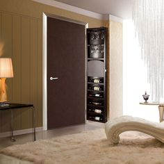 Cabidor Wine Steward Behind-the-door Storage Cabinet : door steward - pezcame.com