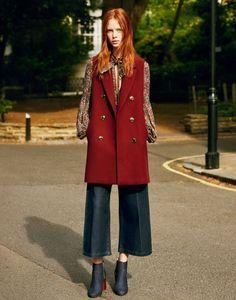 Zara TRF Fall / Winter 2015 Ad Campaign