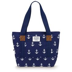 Tote Canvas Anchor by Sloane Ranger...cute!!!