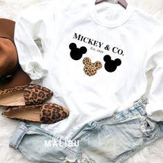 Cute Disney Outfits, Disney World Outfits, Disneyland Outfits, Disneyland Shirts, Disney World Shirts, Disney Shirts For Family, Disney Vacation Outfits, Disneyland Trip, Mickey Shirt