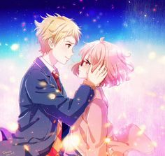 i just finished Beyond the Boundary and tears just keep coming. It was such a good anime. I recommend this show to everyone.