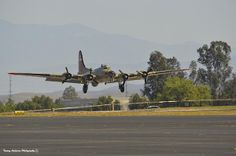 """Boeing B-17G Flying Fortress """"Nine-O-Nine"""" by Tommy Anderson"""
