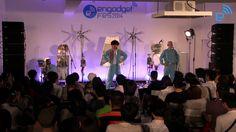 Engadget Fes 2014 明和電機ライブ。DysonやPepperとコラボ